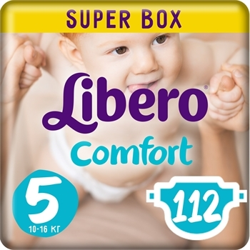 898deb821306 Подгузники Libero Comfort (Либеро Комфорт) 5 Maxi Plus (10-16 кг ...