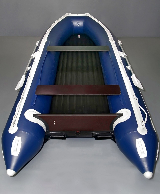 Моторная лодка Солар (Solar) Максима 380