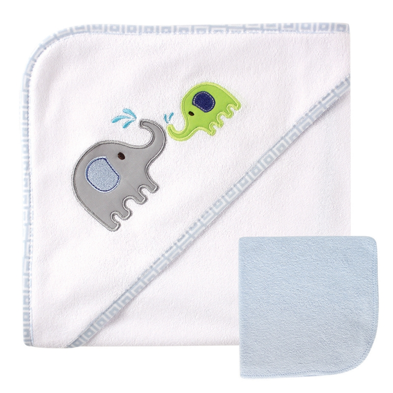 Какое полотенце купить для новорожденного