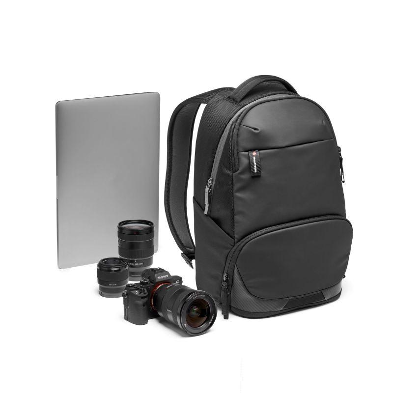 покровительствует рюкзак для фотоаппарата и вещей всего