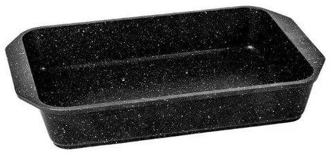 Противень МЕЧТА Гранит black, 40*30 см — купить в интернет-магазине ОНЛАЙН ТРЕЙД.РУ