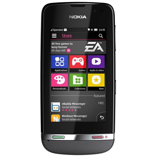 Мобильный телефон смартфон nokia asha 311