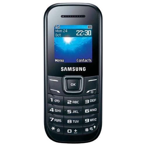 mobilniy telefon samsung gt e1200m black 1