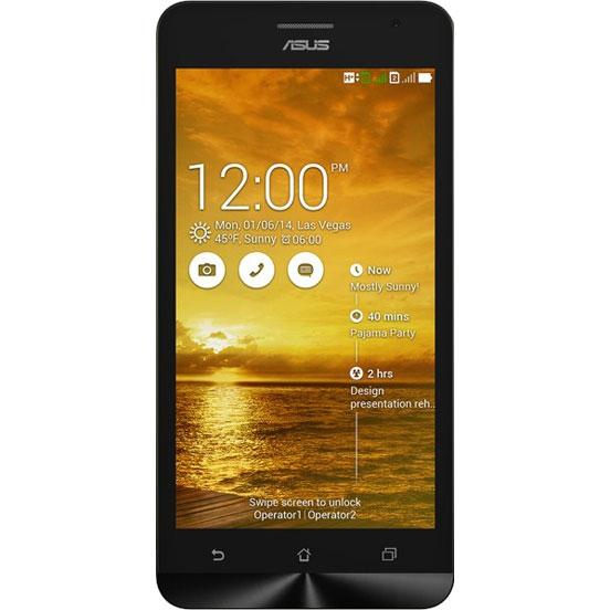 ASUS ZenFone 4 ZE554KL สมารทโฟนรองรบ 2 ซมการด หนาจอ