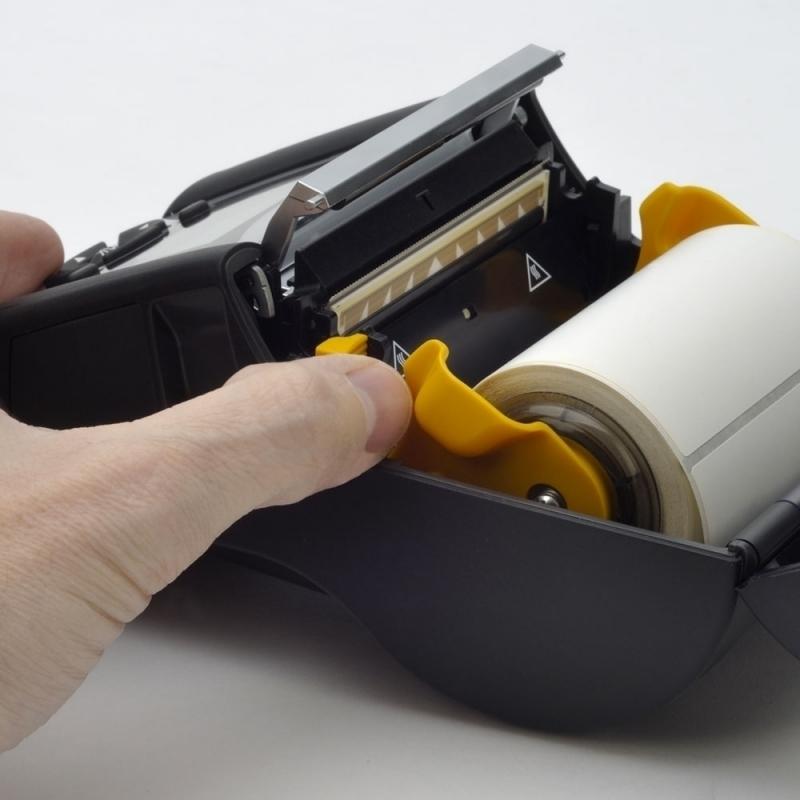 Термопринтер этикеток Zebra DT Printer QLn320, CPCL, ZPL, XML, Bluetooth  3 0, Mfi + Ethernet