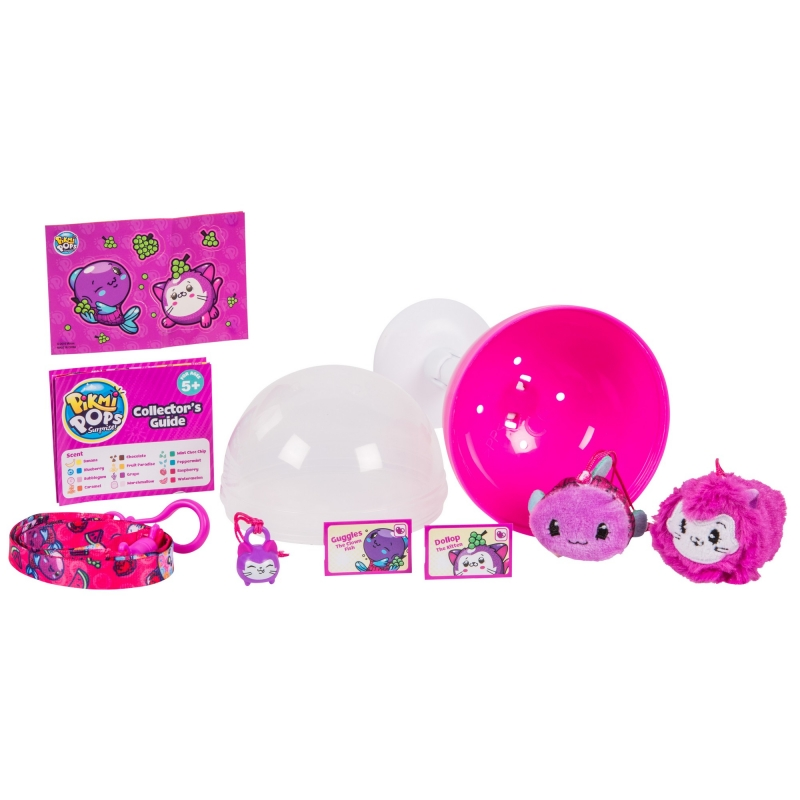 b6446afa74683 Мягкая игрушка PIKMI POPS 75167 Подарок-сюрприз Изображение 9 - купить в интернет  магазине с