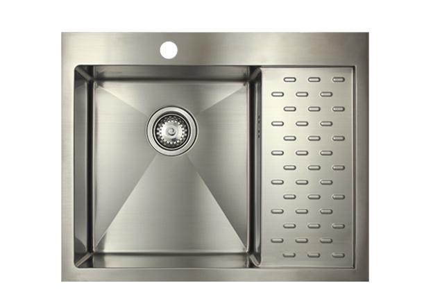 Кухонная мойка Seaman Eco Marino SMB-6351PRS.A- купить по выгодной цене в интернет-магазине ОНЛАЙН ТРЕЙД.РУ Волгоград