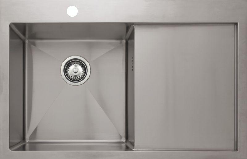 Кухонная мойка Seaman Eco Marino SMV-780R SMV-780R.A - купить по выгодной цене в интернет-магазине ОНЛАЙН ТРЕЙД.РУ Санкт-Петербург