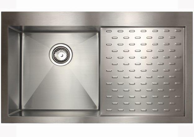 Кухонная мойка Seaman Eco Marino SMV-860PR, вентиль-автомат SMV-860PR.B - купить по выгодной цене в интернет-магазине ОНЛАЙН ТРЕЙД.РУ Санкт-Петербург