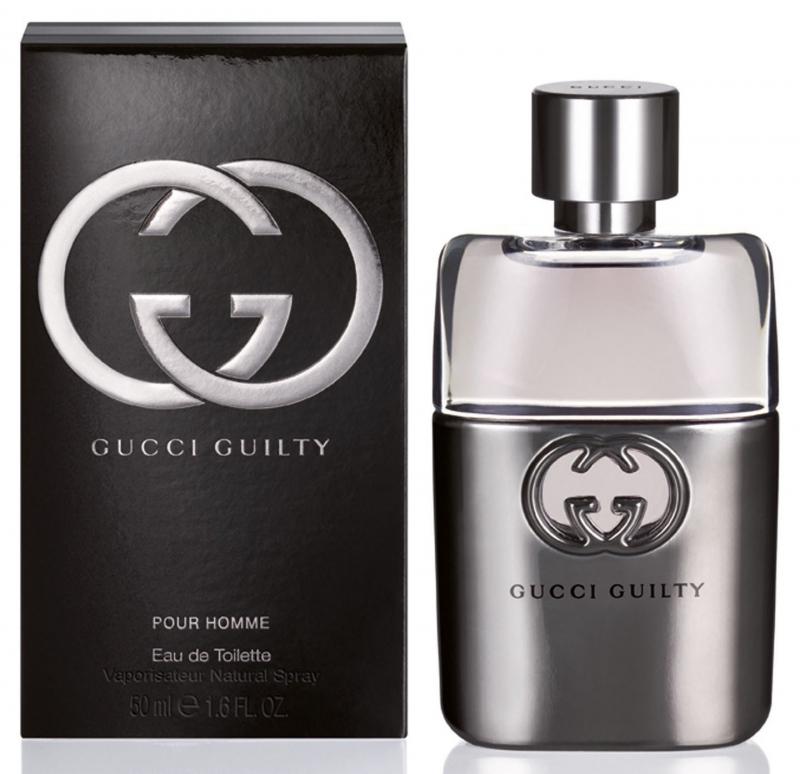 Подарочные наборы косметики и парфюмерии · Мужская туалетная вода Gucci  Guilty Pour Homme, 50 мл d440c72d7df