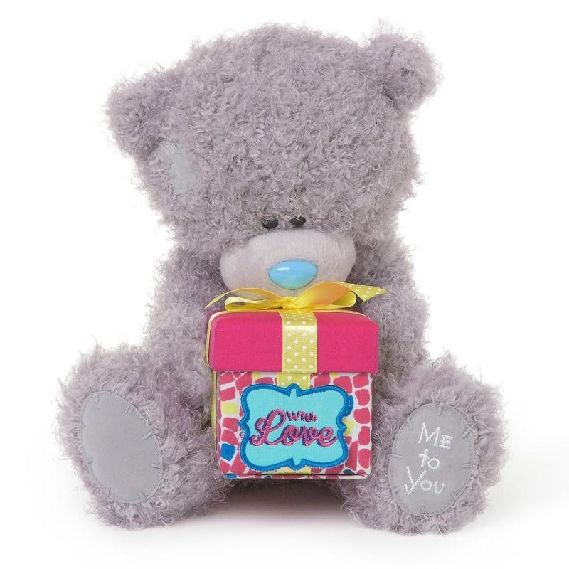 Тедди с подарками картинки