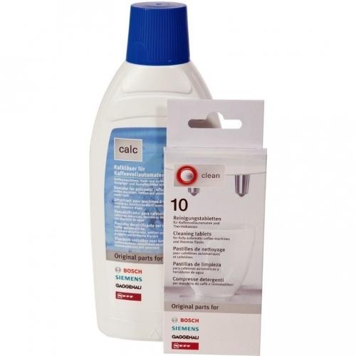 Очищающая таблетка Bosch
