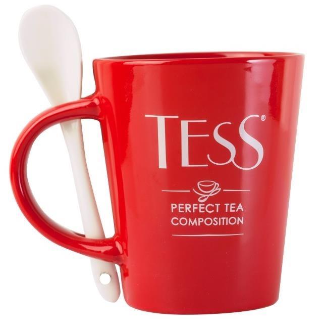 Чай тесс в кружке