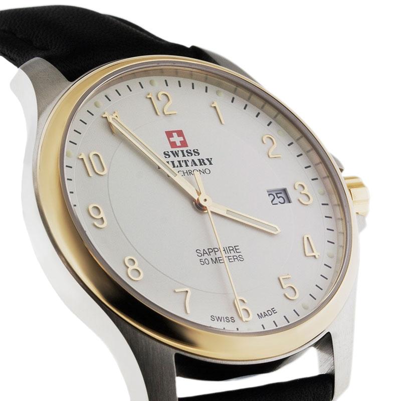 Наручные часы Swiss Military by Chrono SM30137.08 - купить в интернет-магазине ОНЛАЙН ТРЕЙД.РУ