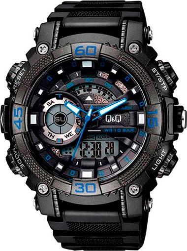 Наручные часы Q Q GW87 J003. Код товара  1452555. - купить в интернет  магазине с доставкой, цены, описание, характеристики, отзывы. Цена  4 ... 342f703df1a