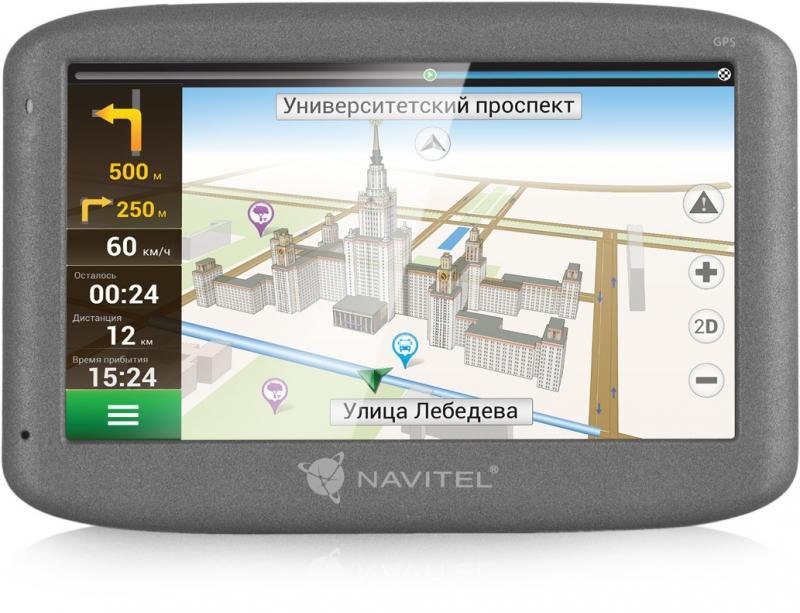 Навигатор NAVITEL N500 - Изображение 1