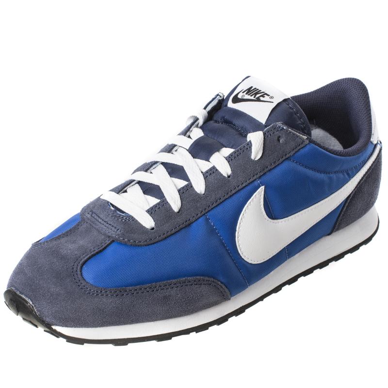 dbdd8ae8 Кроссовки Nike 303992-414 MACH RUNNER мужские, цвет синий, размер 8 ...