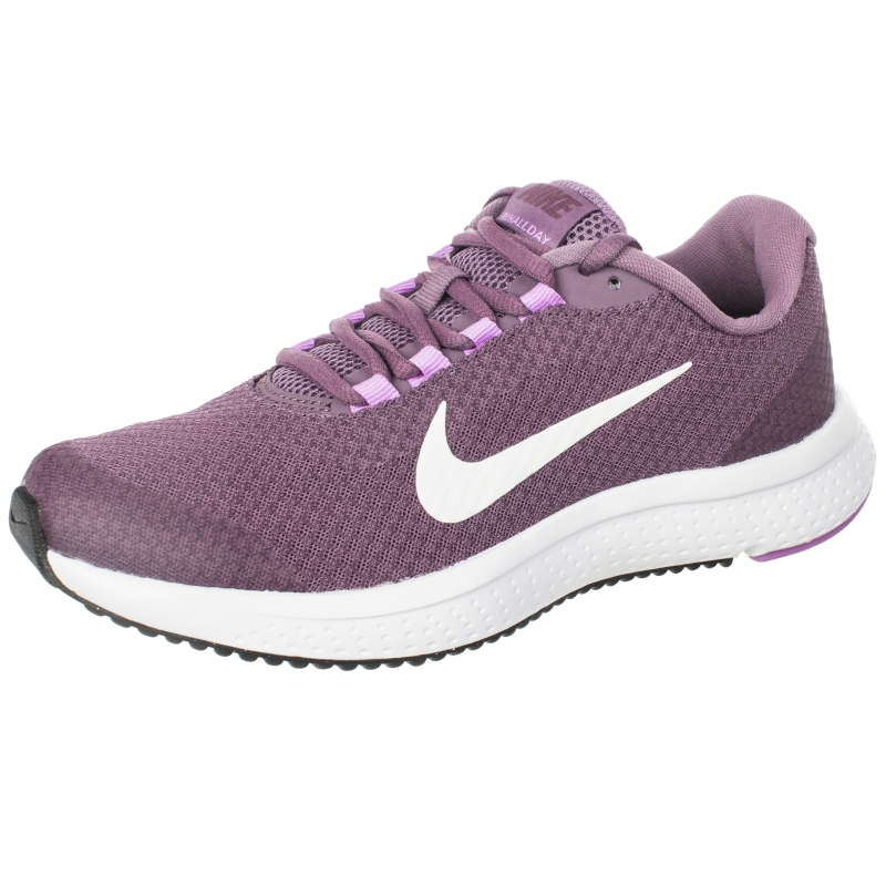 a943f941 Кроссовки NIKE 898484-500 RunAllDay Running Shoe женские, цвет фиолетовый,  размер 35,