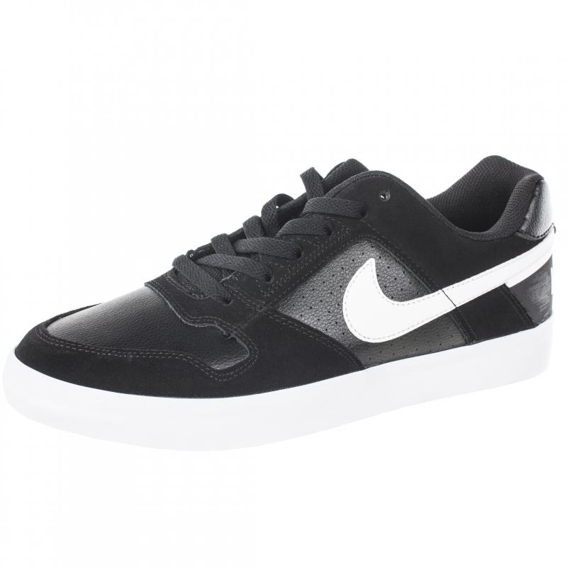 5c85850a Кеды NIKE 942237-010 SB Delta Force Vulc Skateboarding Shoe мужские, цвет  черный,