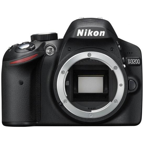 Зеркальный фотоаппарат Nikon D3200 Body - купить в интернет магазине с...