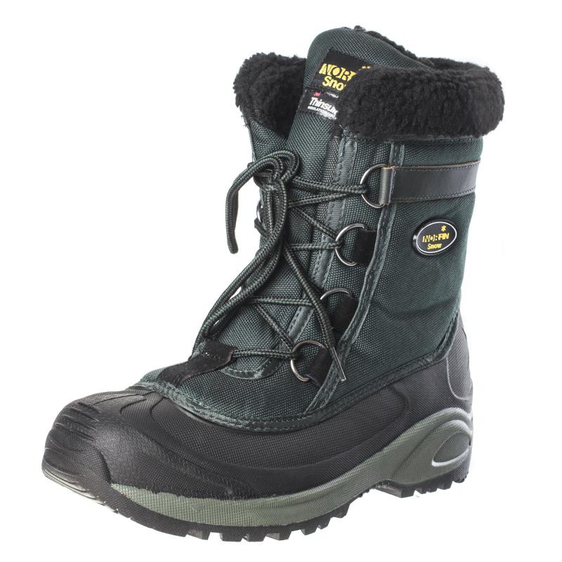 Обувь для рыбалки зима
