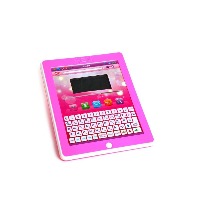 Обучающий планшетный компьютер PLAY SMART, розовый — купить в интернет-магазине ОНЛАЙН ТРЕЙД.РУ