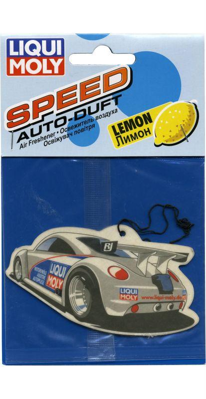Освежитель воздуха LIQUI MOLY Auto-Duft Speed лимон 1661 LiquiMoly - купить по выгодной цене в интернет-магазине ОНЛАЙН ТРЕЙД.РУ Санкт-Петербург