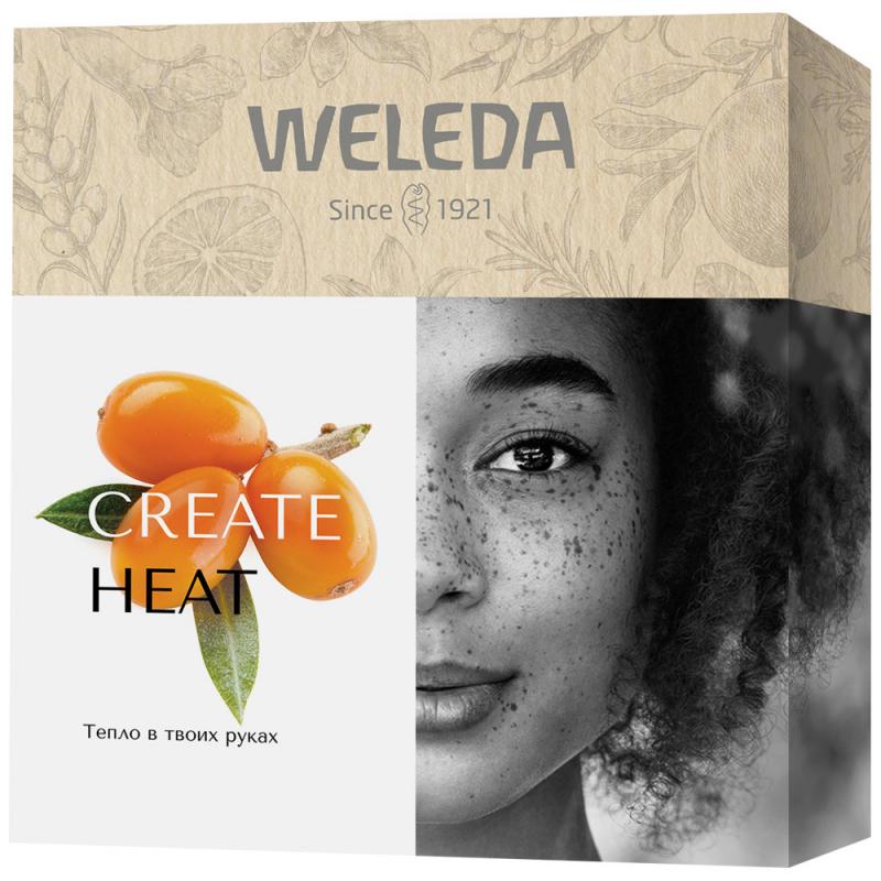 Подарочный набор WELEDA Create Heat 194 Weleda - низкая цена, доставка или самовывоз по Самаре. Подарочный набор Веледа Create Heat купить в интернет магазине ОНЛАЙН ТРЕЙД.РУ.