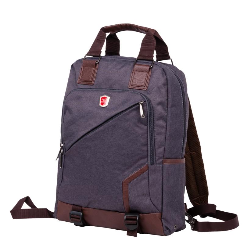 248aaf9fc04c Сумка-рюкзак Polar 541-1 кофе Изображение 1 - купить в интернет магазине с