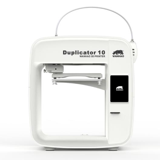 3D принтер Wanhao Duplicator 10 D10_white - низкая цена, доставка или самовывоз по Самаре. 3D принтер Wanhao Duplicator 10 купить в интернет магазине ОНЛАЙН ТРЕЙД.РУ.