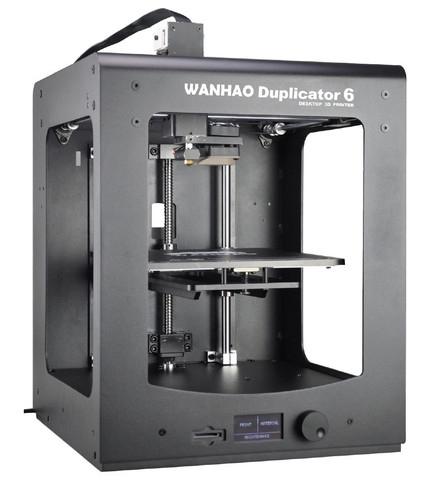 3D принтер Wanhao Duplicator 6 WanhaoD6 - низкая цена, доставка или самовывоз по Самаре. 3D принтер Wanhao Duplicator 6 купить в интернет магазине ОНЛАЙН ТРЕЙД.РУ.