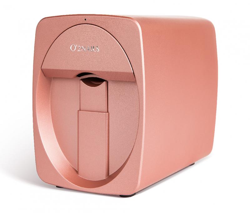 Принтер для ногтей O2NAILS M1 Pro Rose- низкая цена, доставка или самовывоз по Калуге. Принтер для ногтей O2NAILS M1 Pro Rose купить в интернет магазине ОНЛАЙН ТРЕЙД.РУ