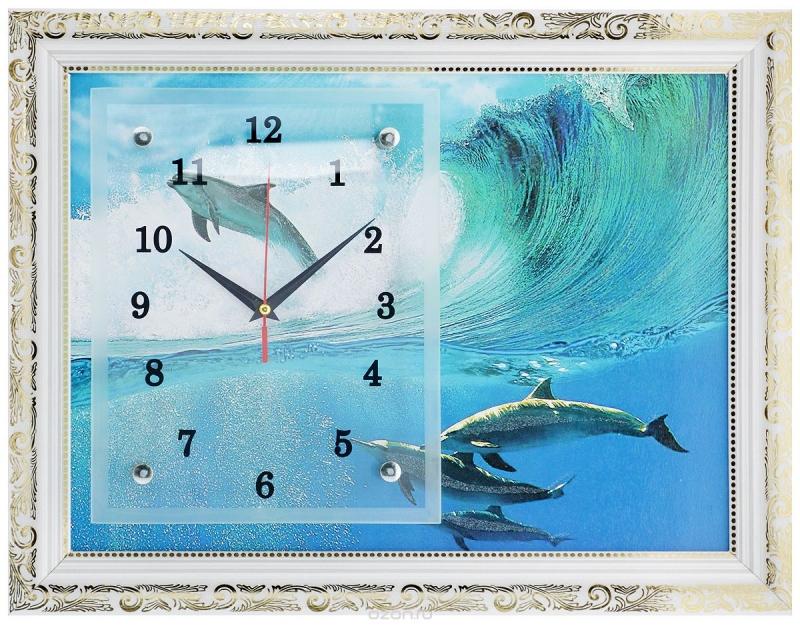 Настенные часы Proffi