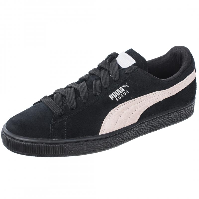 e1a2580352a1 Кроссовки PUMA 35546266 Suede Classic женские, цвет черный, размер 39,5  Изображение 1