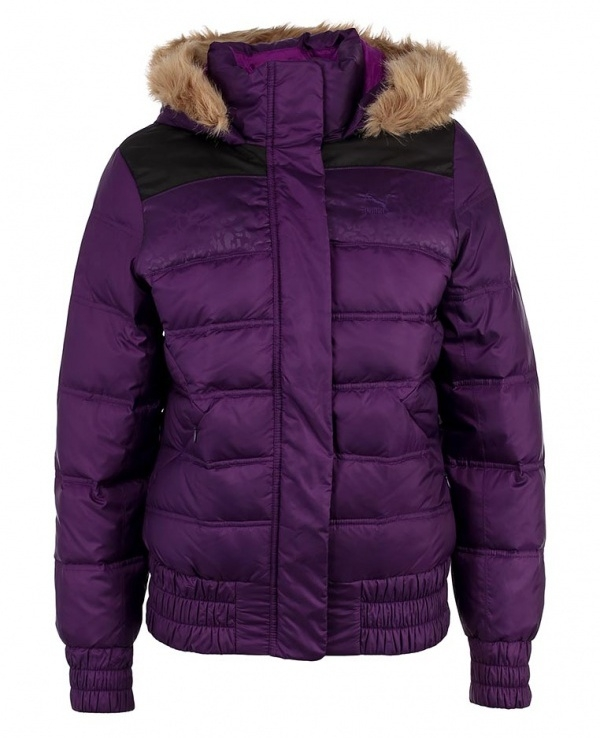 Пуховик PUMA Down Jacket, женский, размер 46 48 (L) — купить в ... b5c0b15676a