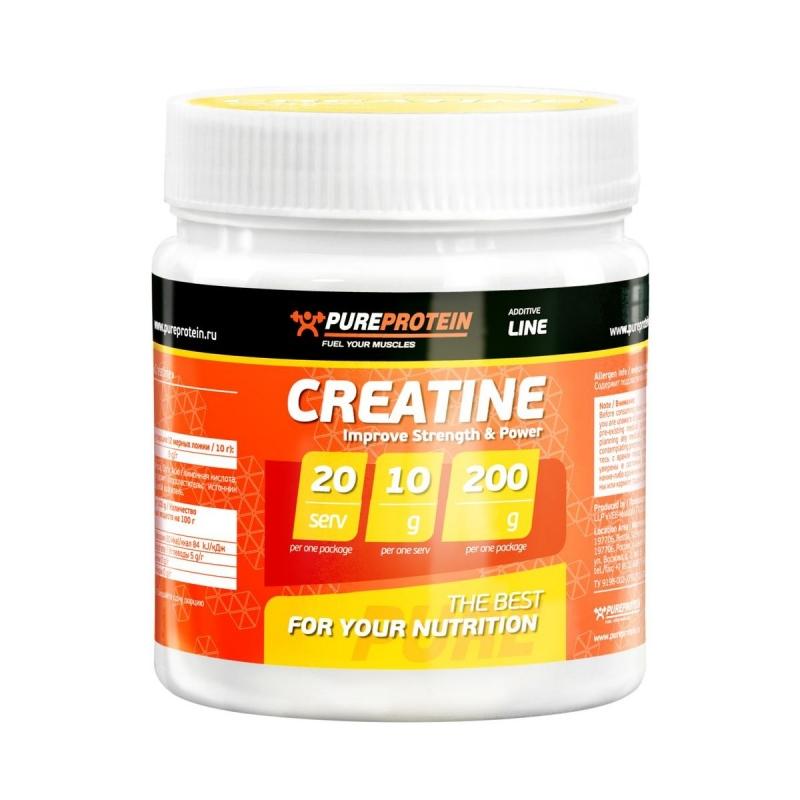 L карнитин pureprotein