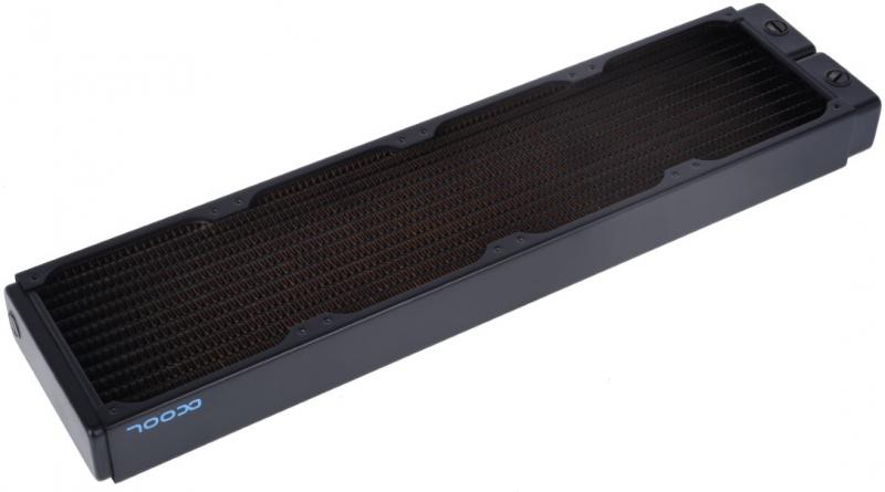 Радиатор СВО Alphacool NexXxoS XT45 Full Copper 480mm V.2 142841015514 — купить в интернет-магазине ОНЛАЙН ТРЕЙД.РУ