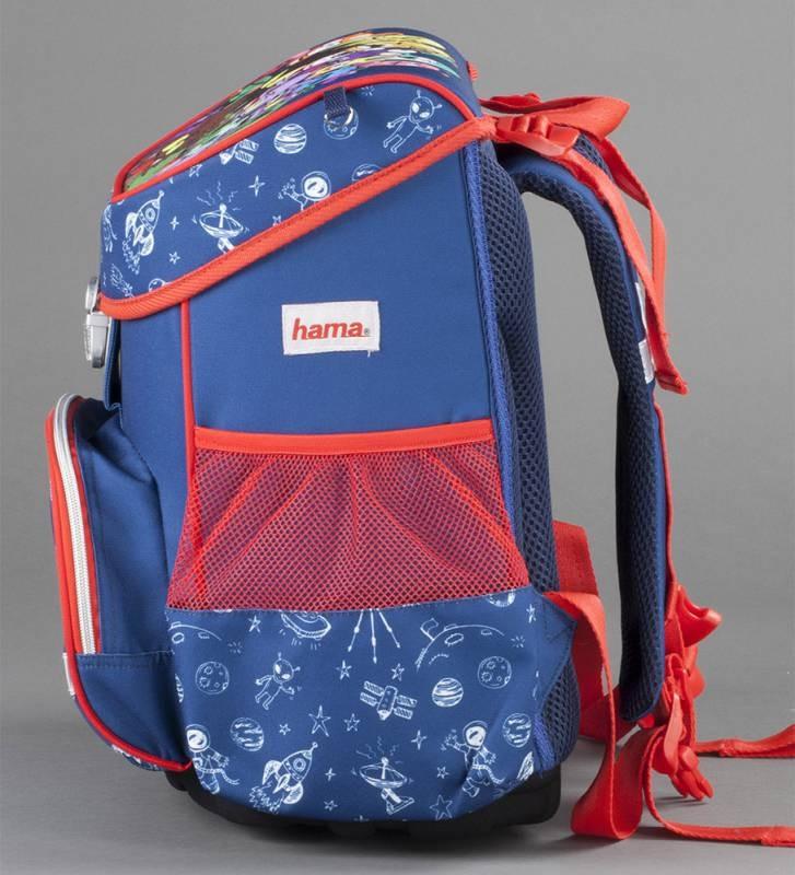 12cdc9257f1a Ранец Hama MONSTERS синий/красный Изображение 3 - купить в интернет  магазине с доставкой,