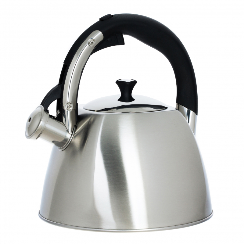 Чайник со свистком Regent inox Linea TEA, 3 л 93-TEA-30 - купить по выгодной цене в интернет-магазине ОНЛАЙН ТРЕЙД.РУ Набережные Челны