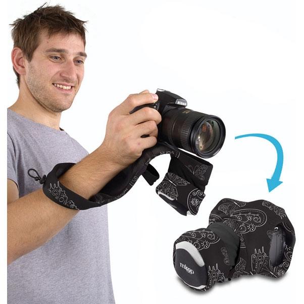 чехол для зеркального фотоаппарата своими руками кинематографа
