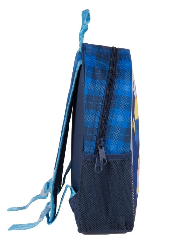 4e9faf338455 Рюкзачок средний РОСМЭН 33629 Миньоны Класс Изображение 4 - купить в интернет  магазине с доставкой,