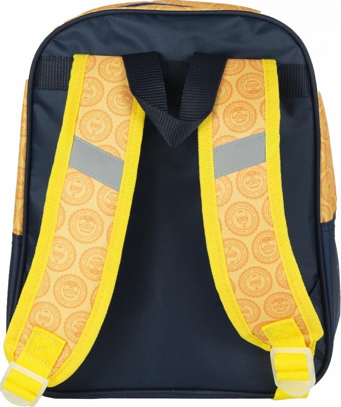d2f99fc56fc2 Рюкзачок РОСМЭН дошкольный, средний Миньоны Изображение 4 - купить в интернет  магазине с доставкой,