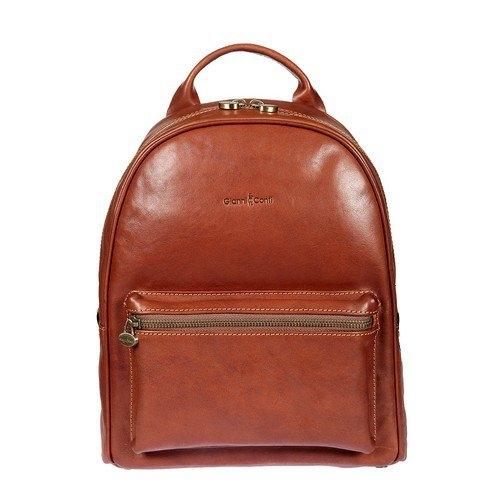 9d306c6ecb95 Рюкзак женский GIANNI CONTI 914309 tan, светло-коричневый — купить в ...
