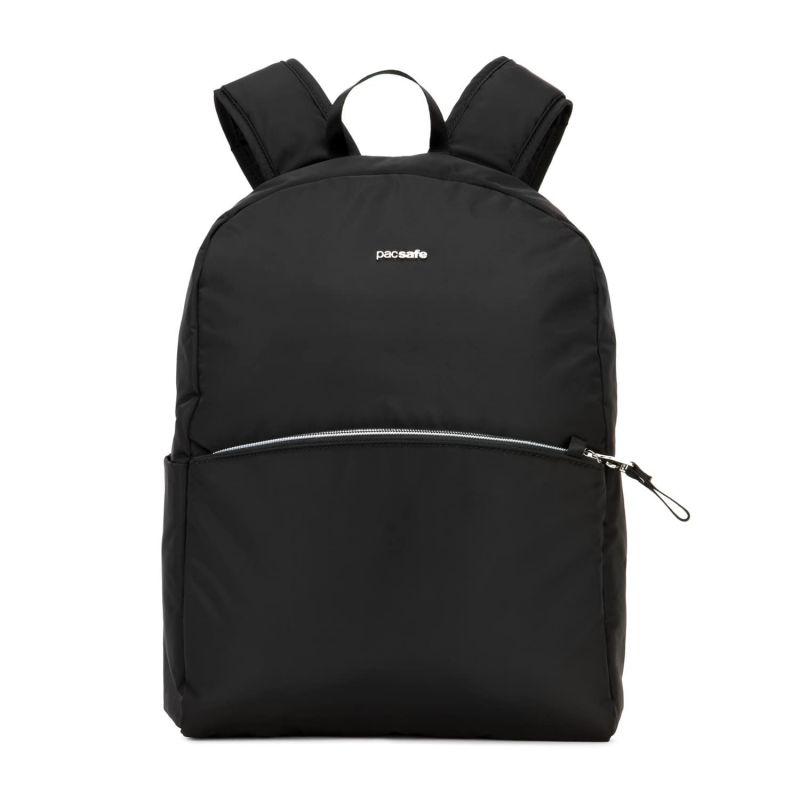 Рюкзак женский Pacsafe Stylesafe backpack, черный, л. 12 Изображение 1 -  купить в 503f188b36d