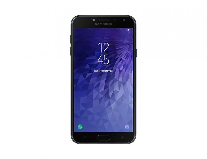 bff578c1e17 Смартфон Samsung Galaxy J4 (2018) 32GB SM-J400F (черный) — купить в ...