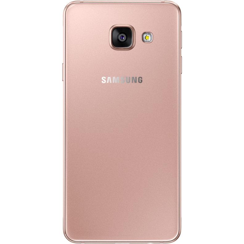 ce93167b9b75 Смартфон Samsung Galaxy A3 SM-A310F (розовое золото) Изображение 3 - купить  в