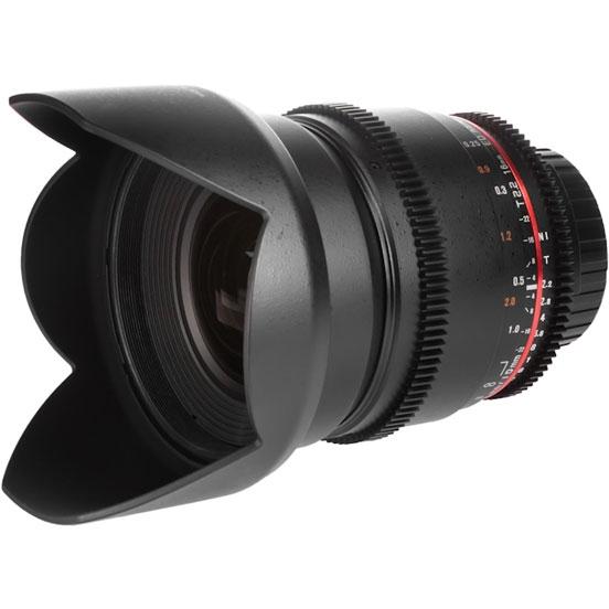Объектив Samyang Canon MF T-S 24 mm F/3.5 AS ED UMC