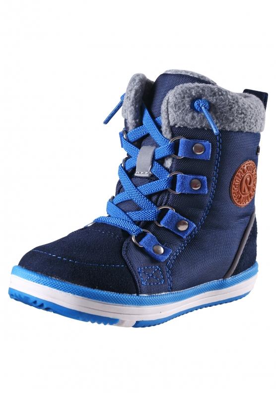 Зимние ботинки REIMA REIMAtec boots, Freddo Toddler 569287 унисекс, цвет  синий, рус. 267652f87e2