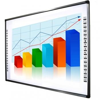 Интерактивная доска ScreenMedia SM-8283 — купить в интернет-магазине ОНЛАЙН ТРЕЙД.РУ