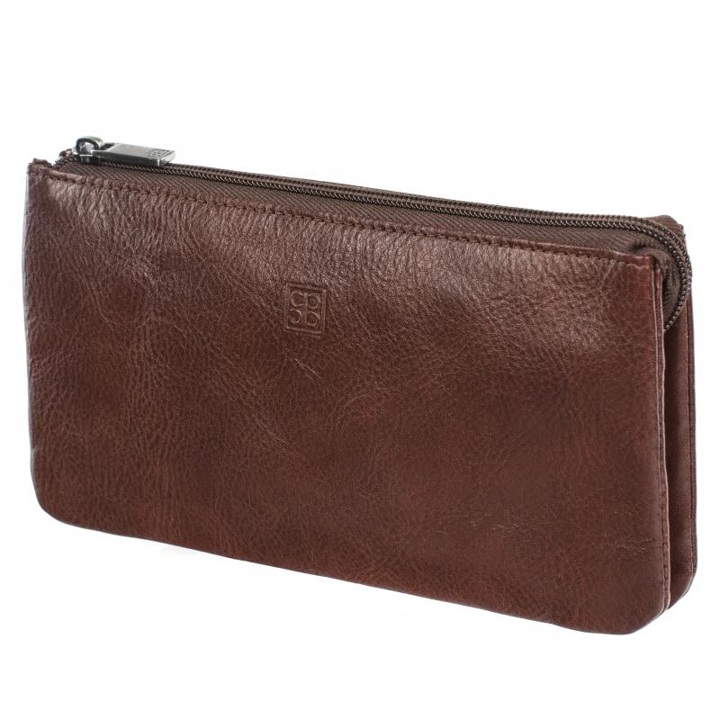9f9b2bbf8707 Кошелек женский Sergio Belotti 2773 milano brown, коричневый Изображение 1  - купить в интернет магазине